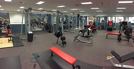 workout area 2a 450